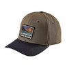 Patagonia Up & Out Roger That Hat Dark Ash