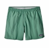 "Patagonia Womens Baggies Shorts 5"" Beryl Green"