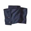 Patagonia Womens Better Sweater Fleece Scarf Classic Navy