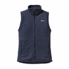Patagonia Womens Better Sweater Fleece Vest Classic Navy (Close Out)