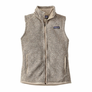 Patagonia Womens Better Sweater Fleece Vest Pelican