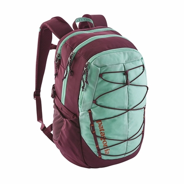 Patagonia Womens Chacabuco Pack 28L Vjosa Green