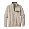 Patagonia Womens Cotton Quilt Snap-T Pullover Birch White