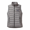 Patagonia Womens Down Sweater Vest Feather Grey