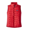 Patagonia Womens Down Sweater Vest Maraschino