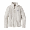 Patagonia Womens Los Gatos 1/4 Zip Birch White