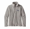 Patagonia Womens Los Gatos 1/4 Zip Drifter Grey (close out)