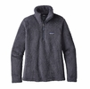 Patagonia Womens Los Gatos 1/4 Zip Smolder Blue