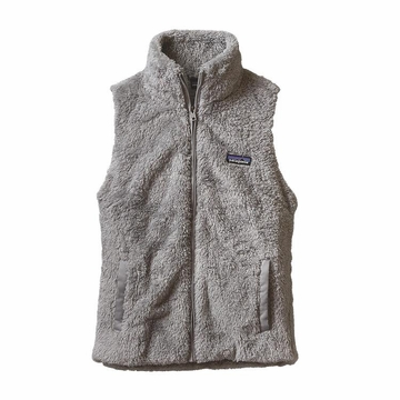 Patagonia Womens Los Gatos Fleece Vest Drifter Grey (Close Out)