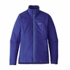 Patagonia Womens Nano-Air Light Hybrid Jacket Cobalt Blue