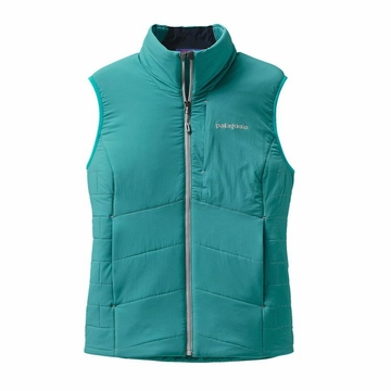 Patagonia Womens Nano-Air Vest Epic Blue
