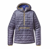Patagonia Womens Nano Puff Bivy Pullover Lupine XS