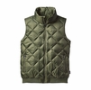 Patagonia Womens Prow Bomber Vest Buffalo Green