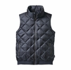 Patagonia Womens Prow Bomber Vest Smolder Blue