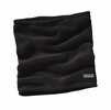 Patagonia Womens Re-Tool Fleece Neck Gaiter Black