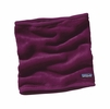 Patagonia Womens Re-Tool Fleece Neck Gaiter Violet Red/ Violet Red X-Dye