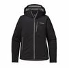 Patagonia Womens Stretch Rainshadow Jacket Black