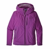 Patagonia Womens Stretch Rainshadow Jacket Ikat Purple