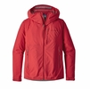 Patagonia Womens Stretch Rainshadow Jacket Maraschino