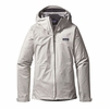 Patagonia Womens Torrentshell Jacket Birch White