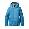 Patagonia Womens Torrentshell Jacket Radar Blue (close out)