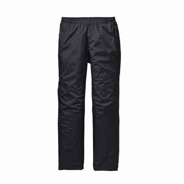 Patagonia Womens Torrentshell Pants Black