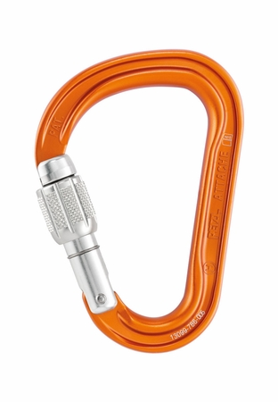 Petzl Attache Screwlock Carabiner
