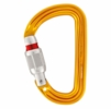 Petzl SM'D Screw Lock Carabiner