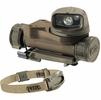 Petzl Strix VL with Headband Desert
