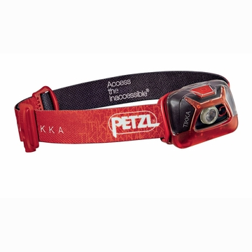 Petzl Tikka Headlamp Red