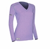 Polarmax Womens Insect Shield Long Sleeve Purple