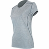 Polarmax Womens Insect Shield Short Sleeve Grey