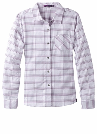 Prana Womens Bronwyn Top Grapevine  (close out)