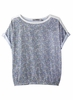 Prana Womens Etta Top Gravel Blossom