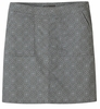 Prana Womens Kara Skirt Silver Spain  (close out)