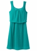 Prana Womens Mika Dress Dragonfly Copa