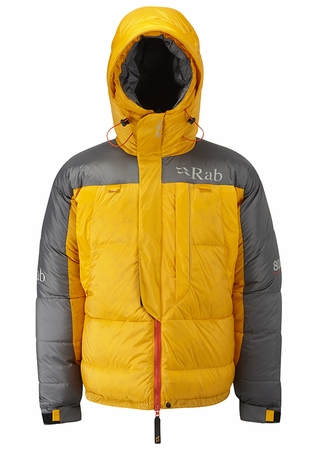 Rab Expedition 8000 Jacket Gold/ Shark