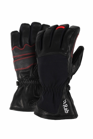 Rab Guide Glove Black (Close Out)