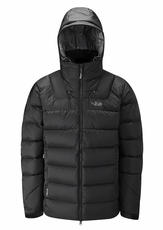 Rab Mens Axion Jacket Black/ Zinc
