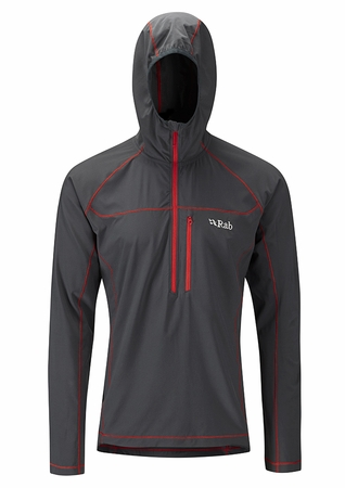 Rab Mens Boreas Pull on Beluga