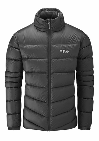 Rab Mens Cirque Jacket Black/ Zinc