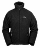 Rab Mens Double Pile Jacket Black (close out)