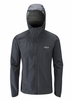 Rab Mens Downpour Jacket Black (Close Out)