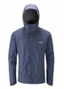 Rab Mens Downpour Jacket Twilight (Close Out)