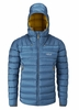 Rab Mens Electron Jacket Ink/ Mimosa