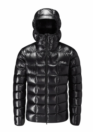 Rab Mens Infinity G Jacket Black/ Black