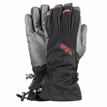 Rab Mens Latok Glove Black (close out)