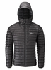Rab Mens Microlight Alpine Black/ Shark