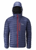 Rab Mens Microlight Alpine Jacket Twilight/ Shark