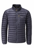 Rab Mens Microlight Jacket Steel/ Dijon